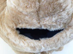 3p-Bär-Kostüm