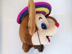 117a-Maus-Kostüm-Lauffiguren