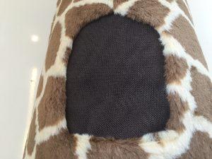 122c-Kostüme-Giraffe-Maskottchen