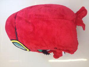 160c-Tintenfisch-Kostüm-Lauffigur