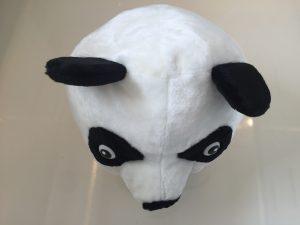 200b-Kostüm-Panda-Maskottchen