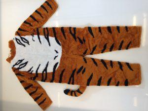 Kostüm-Tiger