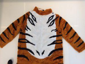 Kostüme-Tiger