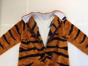 Kostüme-Tiger-Lauffigur