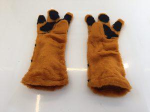 Kostüme-Tiger-Lauffigur-Maskottchen