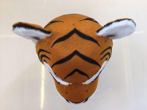 Tiger-Kostüme-Lauffigur-Maskottchen