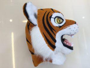 Tiger-Kostüme-Lauffiguren