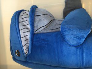 Wale-247c-Kostüm-Maskottchen
