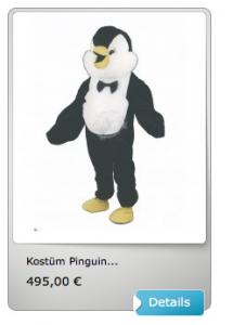 46A-Pinguin-Kostüme