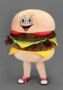 Burger-234s-Kostüm