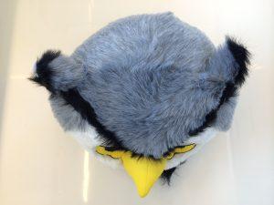 Eule-139b-Kostüm-Maskottchen