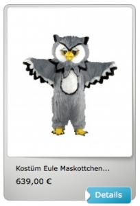 Eule-Maskottchen-139b