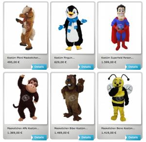 Kostüm-günstig-Kaufen