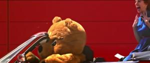 Bären-Kostüm-Lauffigur
