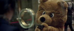 Bären-Kostüme-Lauffigur