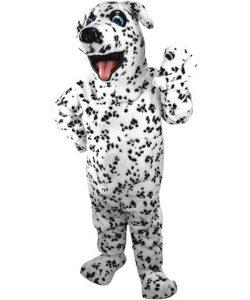 Dalmatiner-Maskottchen-Kostüm