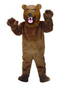 Grizzly-Bär Kopie
