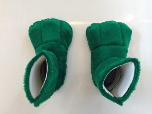 Kostüm-Schildkröte-Maskottchen
