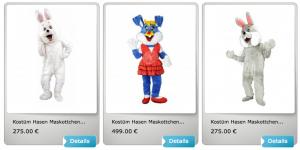 Osterhasen-Kostüm
