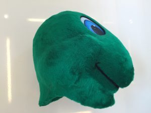 Schildkröten-Lauffigur