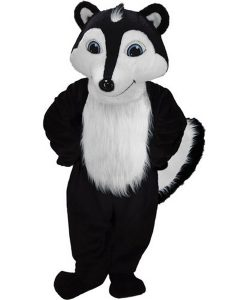 Stinktier-Kostüm