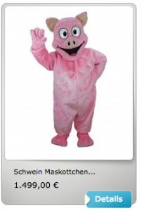 schwein-kostuem