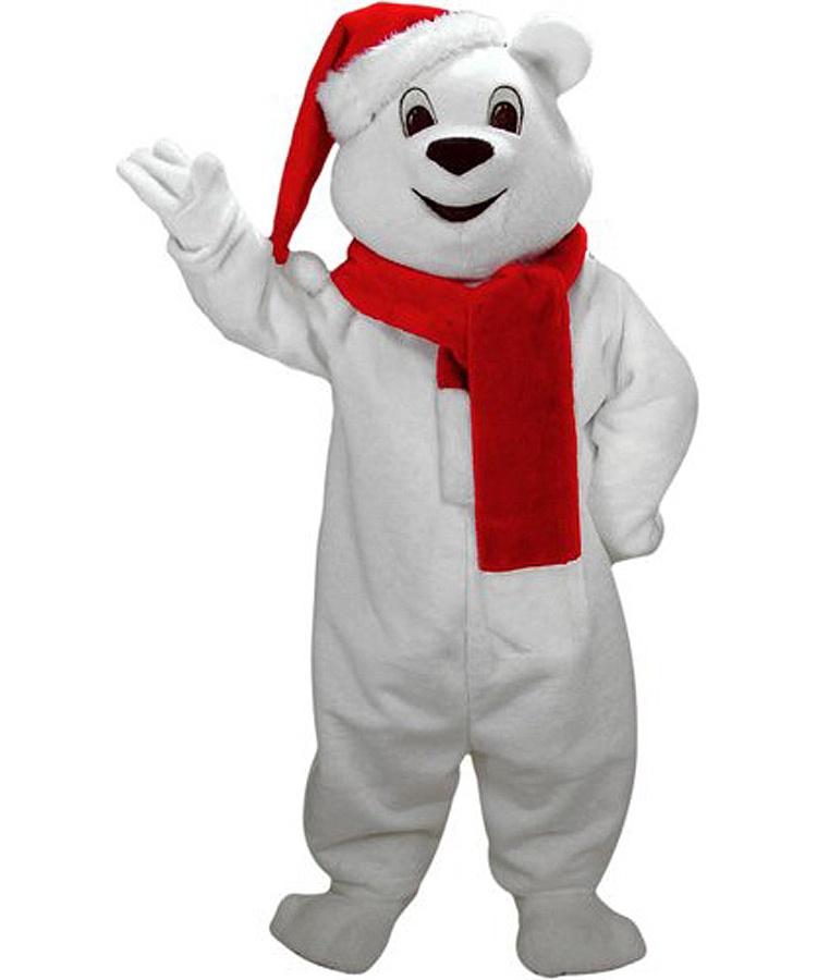 Weihnachtliche Kostüme Maskottchen