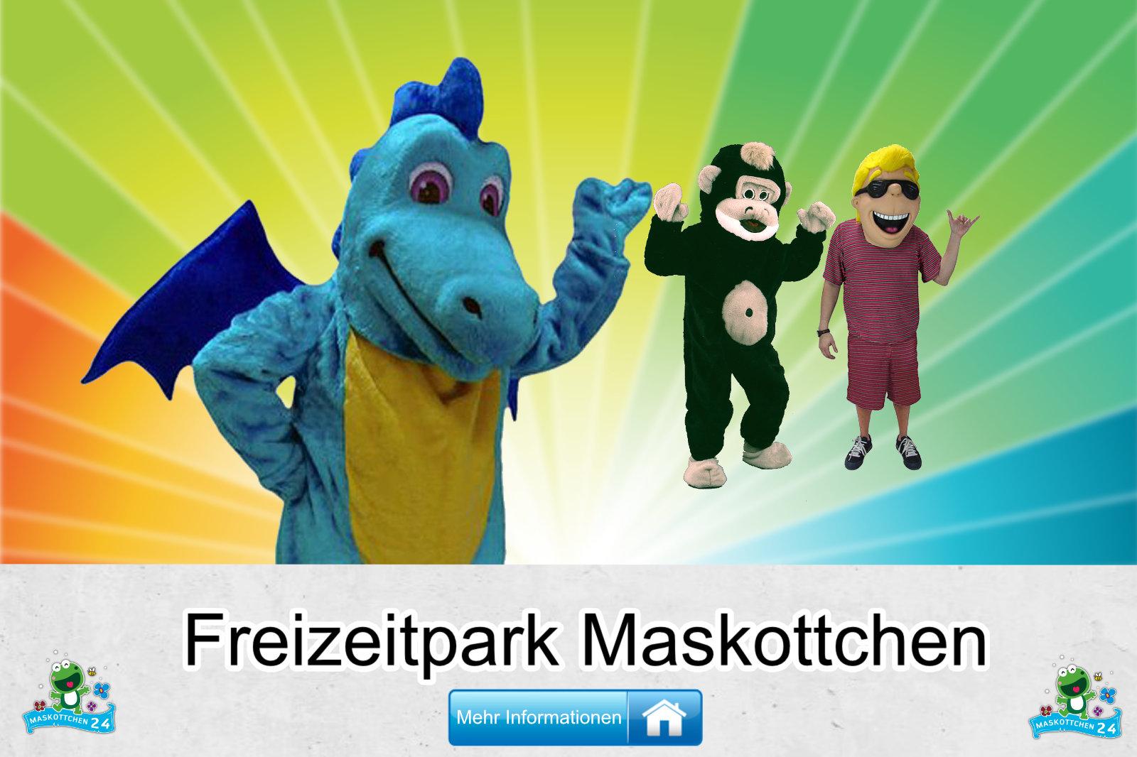 Freizeitpark Kostüme Maskottchen Herstellung Firma günstig kaufen