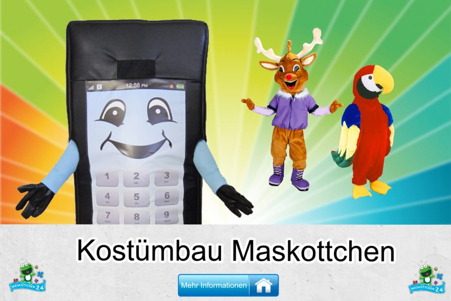 Kostuembau-Kostueme-Maskottchen-Karneval-Produktion-Firma-Bau