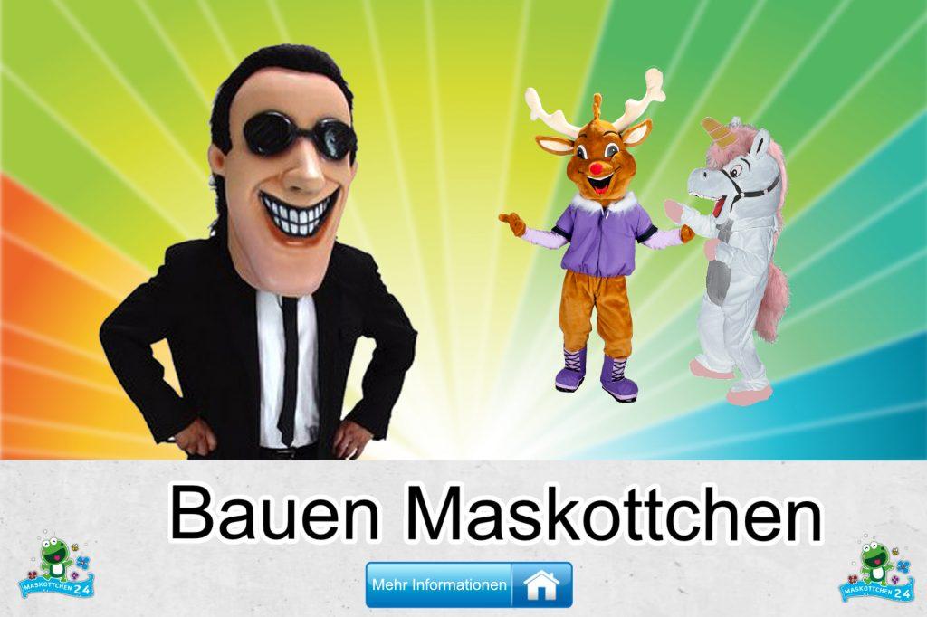 Bauen-Kostueme-Maskottchen-Karneval-Produktion-Firma-Bau