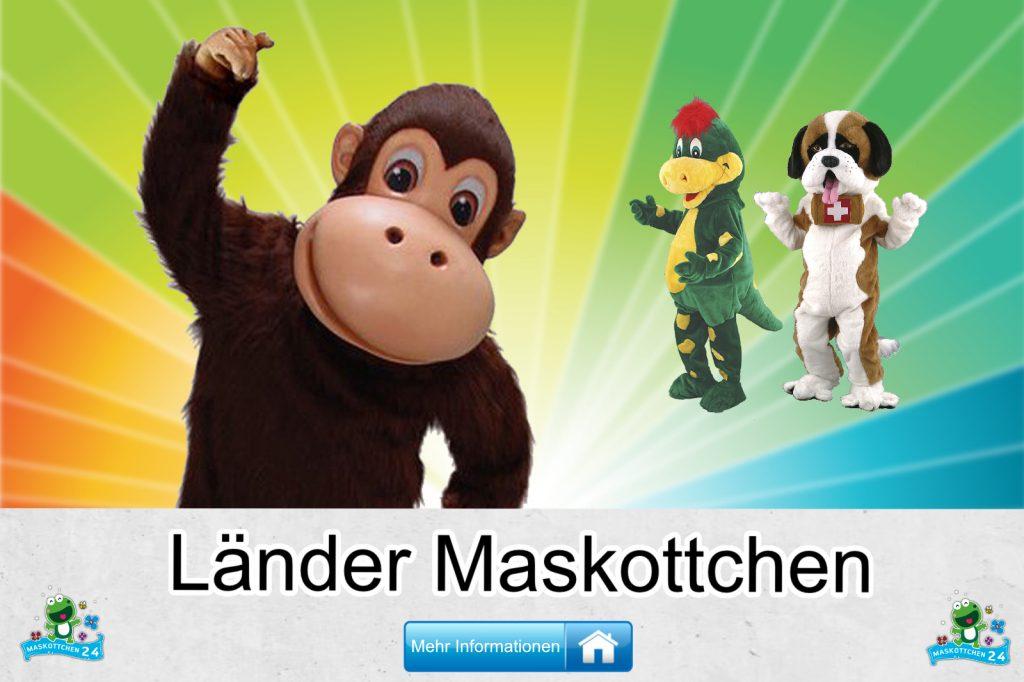 Laender-Kostueme-Maskottchen-Karneval-Produktion-Firma-Bau