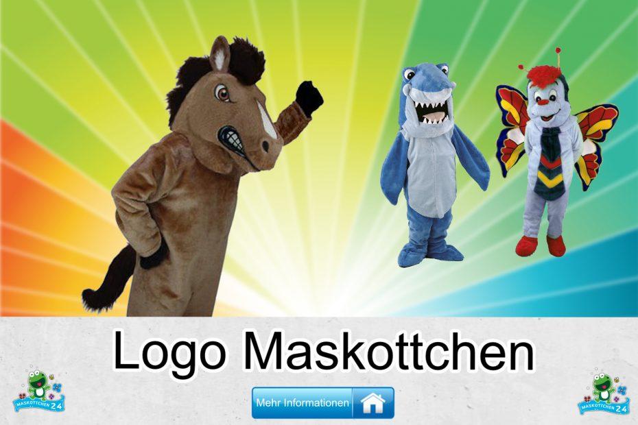 Logo-Kostueme-Maskottchen-Karneval-Produktion-Firma-Bau