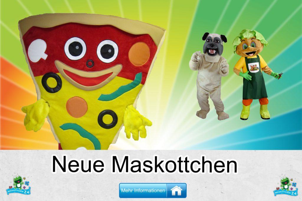 Neue-Kostueme-Maskottchen-Karneval-Produktion-Firma-Bau
