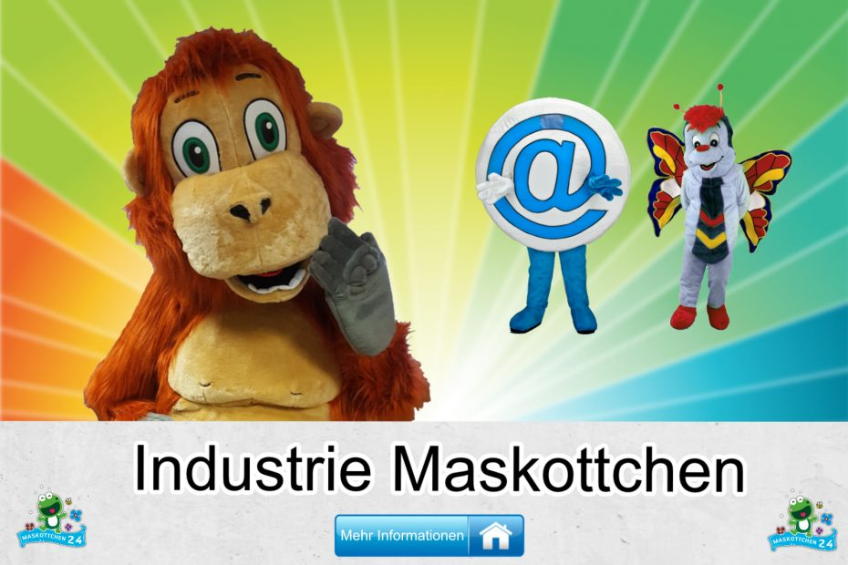 Industrie-Kostueme-Maskottchen-Karneval-Produktion-Firma-Bau