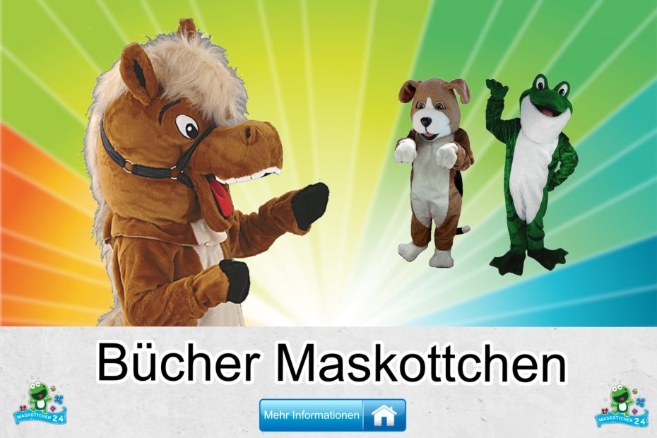 Buecher-Kostueme-Maskottchen-Karneval-Produktion-Firma-Bau