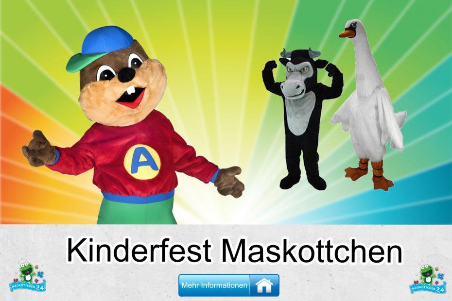 Kinderfest-Kostueme-Maskottchen-Karneval-Produktion-Firma-Bau