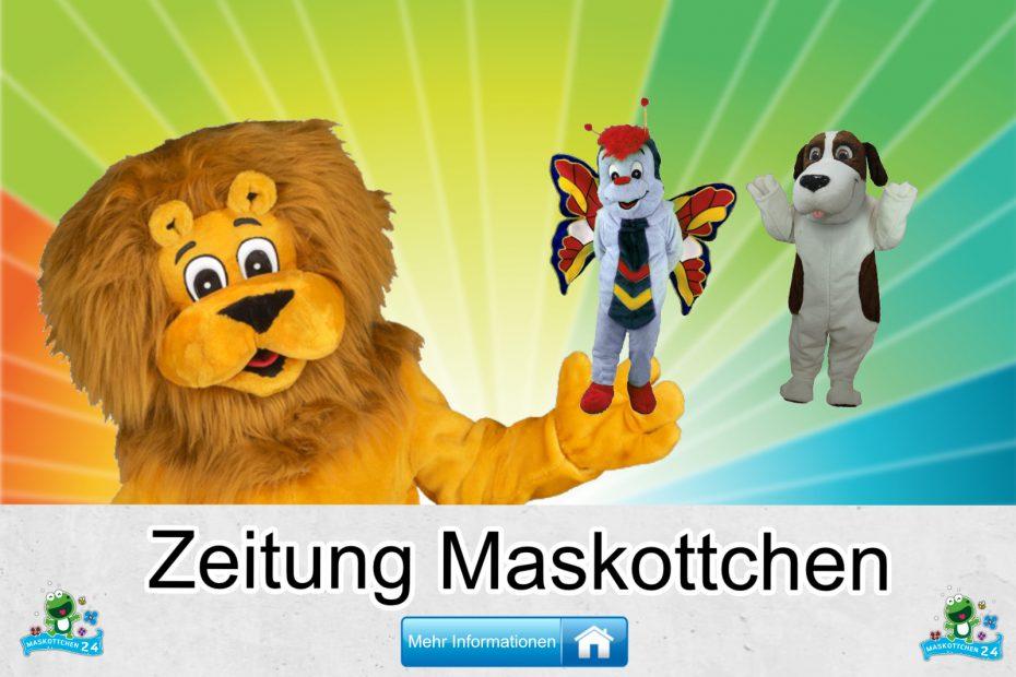 Zeitung-Kostueme-Maskottchen-Karneval-Produktion-Firma-Bau
