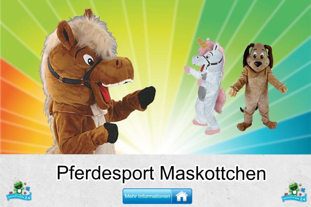 Pferdesport-Kostueme-Maskottchen-Karneval-Produktion-Lauffiguren